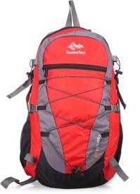Senterlan Red S G Ventures 102 Bag Rucksack  - 35 L