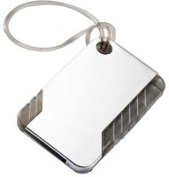GoGifts Travel Luggage Tag - Silver
