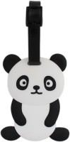 Tootpado Panda Cartoon Design Travel Bag - 1i398 Luggage Tag White