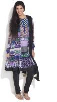 Gili Printed Anarkali Suit