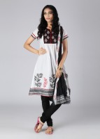 Biba Printed Churidar Suits