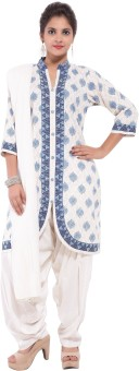 Aavaya Fashion Printed Kurta & Churidar