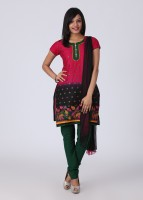 Huur Embroidered Churidar Suits