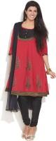 Anahi Printed Anarkali Suit