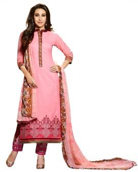 The Four Hundred Embroidered Kurti & Salwar - SWDEEJGUVGHJXB9H