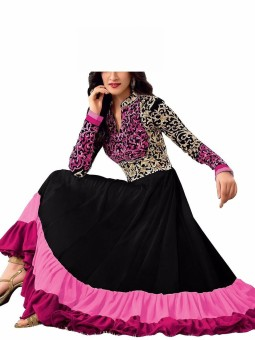 Bollywood Designer Self Design Kurta & Salwar - SWDEG6VZRWAYSMJF