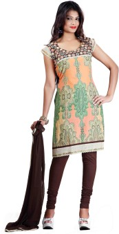 Payal Printed Straight Fit Suit