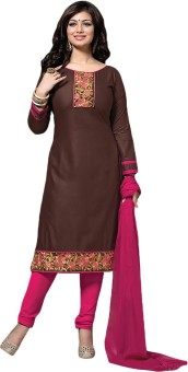 Bollywood Designer Self Design Kurta & Salwar - SWDEG6GCCKS6WFAD
