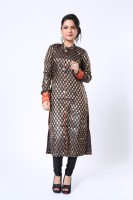 Ethnic Route Printed Churidar Suit - SWDDXFC4NDR7WJZT