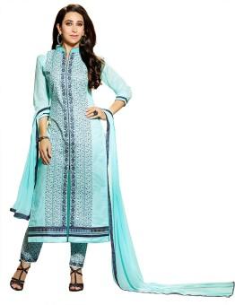 The Four Hundred Embroidered Kurti & Salwar - SWDEEJGUWXEA7N7G