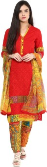 Shakumbhari Self Design Kurta & Palazzo Stitched - SWDEKU7EZ6HEXCA3