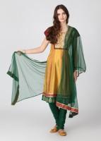 Anahi Printed Salwar and Kurta Set
