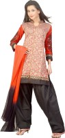 Idha Readymade Solid Salwar Suit