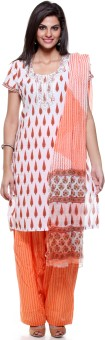 Lyla Printed Kurta With Salwaar Set