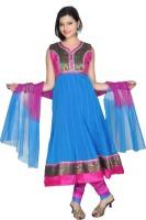 Idha Readymade Printed Anarkali Suit