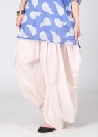 Nikhaar Cotton Solid Salwar