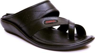 Black Sandals for Rs. 499 at Flipkart