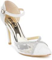 Anouk Women White Heels White