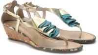 Pavers England Wedges: Sandal