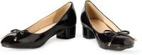 Van Heusen Women Black Heels Black
