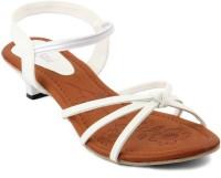 Style World Women White Heels White