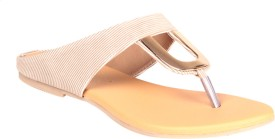 Soft & Sleek U Shape White Ballerina Girls Flats