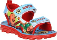 Windy Boys Red Sandals Red