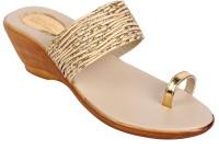 Charu-Diva Design Studio Women Designer Footwear Wedges