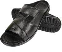 Nonch Le Black Leather Sandals