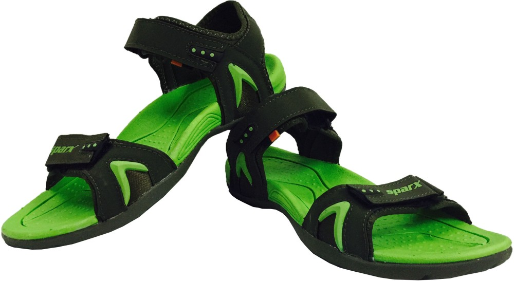 Sparx Men Green Sandals Green SNDEJRBA7VZGTVJF
