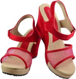Canvera Women Heels