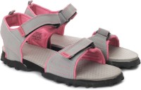 Puma Photon Jr-Black Red Casual Sandals: Sandal