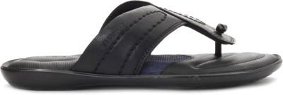 Valentino Valentino Leather Sandals (Black)
