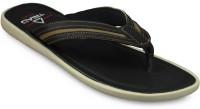 Trwad Men's Black Slipper Sandals