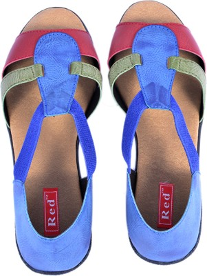 Red Red Bantus Flats (Blue)