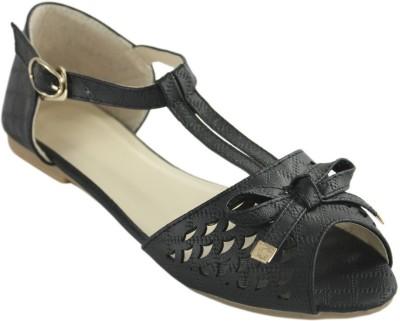 Heels & Handles Edna Leather Flats