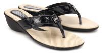 Senorita Wedges: Sandal