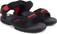 Reebok Men Black, Red Sports Sandals Black, Red