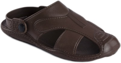 Spice Spice Pathani Sandals (Brown)