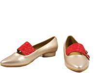 Claude Lorrain Women's Party Wear Ballerina Women Heels