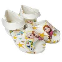 Lotus Girls, Baby Girls White Sandals White