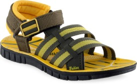 PU-Tiger Boys Sandals