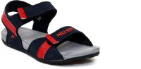Richer RR-502-Navy-Red Men Navy, Red Sandals Navy, Red