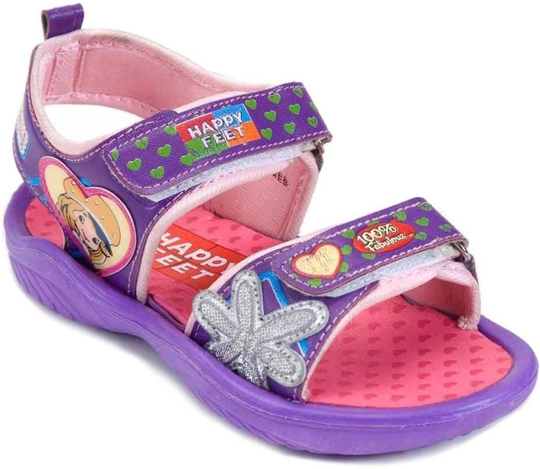 Happy Feet Dolls Sandle Girls Sa...