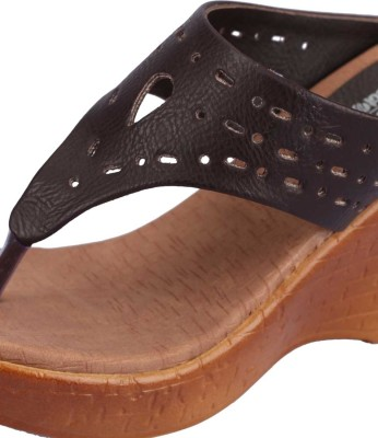 04a3040c63 Buy Action Florina Women 1011 Wedges (brown) 503567 for women online in  india on Flipkart at Yebhi.com