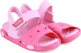 Small Toes Baby Girls Sandals