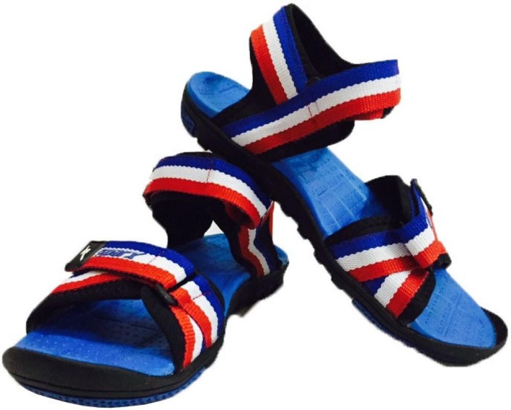 Sparx Men Blue Sandals Blue