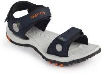 Aaros Men Steel Blue Sandals Sandals