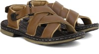 Lee Cooper LC1969 Men Black, Tan Sports Sandals Black, Tan