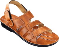 VKC Pride Men Brown Sandals Brown